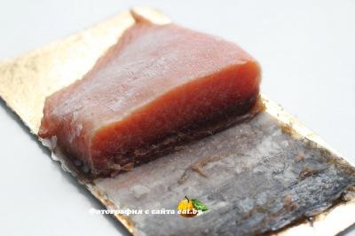 Фото Красная рыба