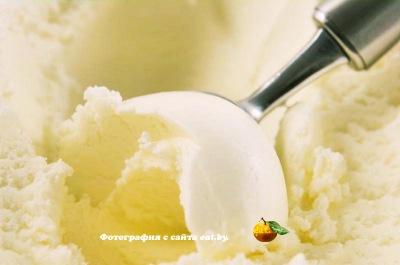 Фото Мороженое