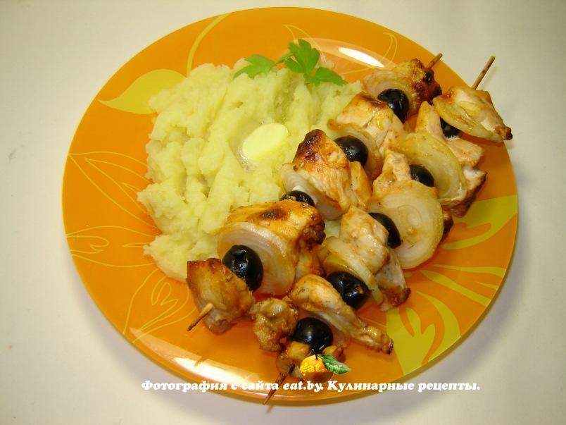 Вторые блюда кулинарные рецепты с фото Чудо
