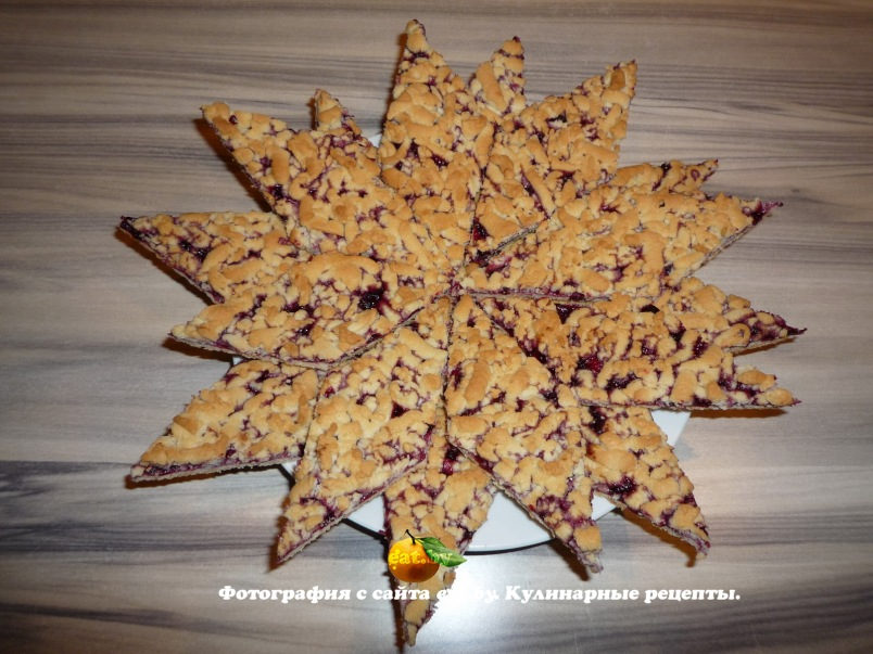 венское печенье с фото рецепт