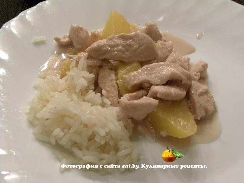 запеченная курица в фольге мультиварке рецепты с фото
