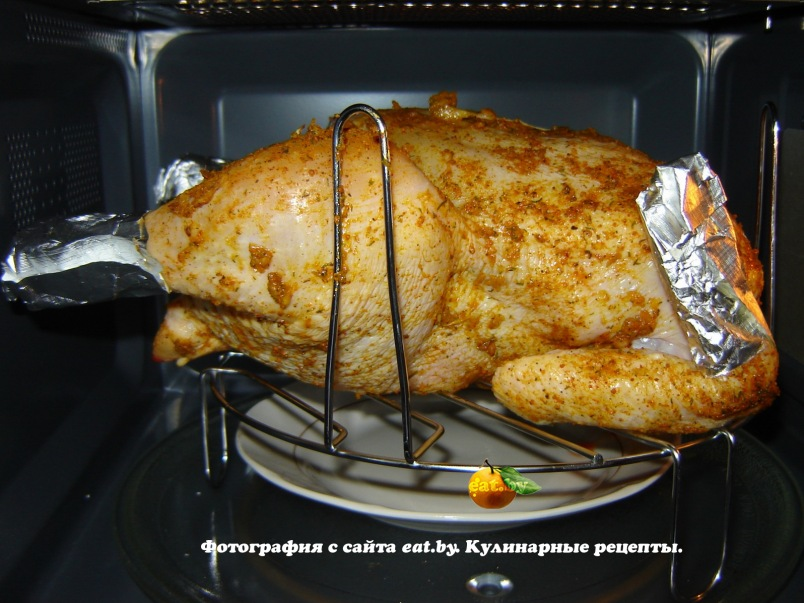 Быстрый ужин в микроволновке рецепт с фото