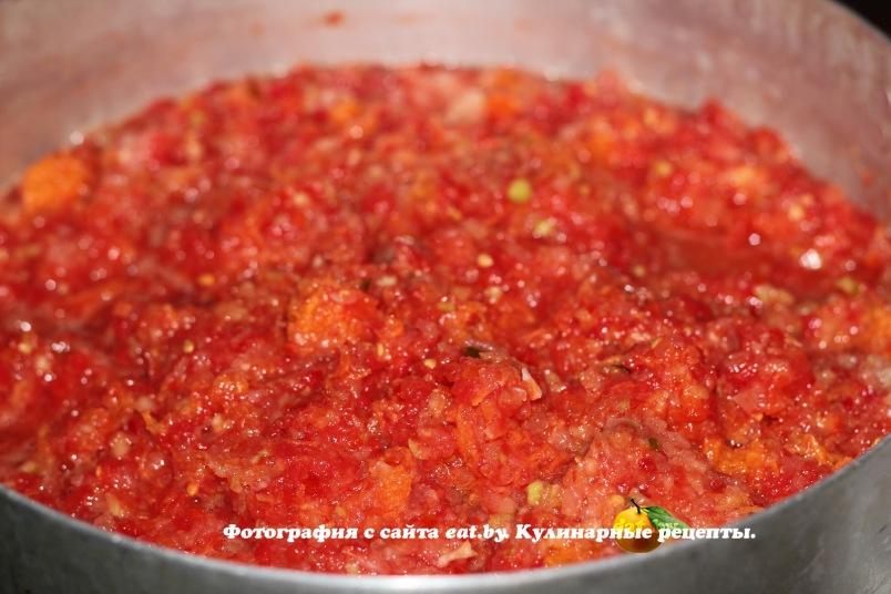 рецепт баклажанов и кабачков с фаршем в духовке