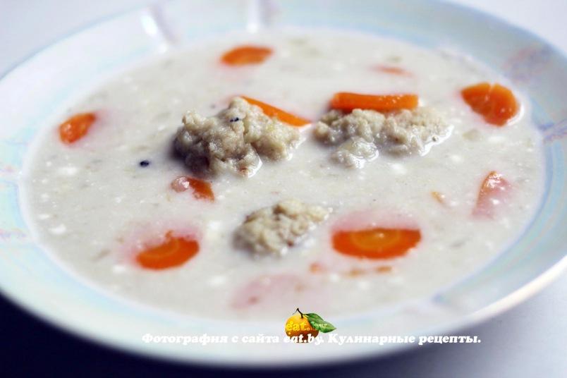 рыбный суп с фрикадельками рецепт с фото