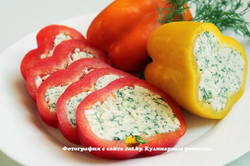 Болгарский перец фаршированный рецепты