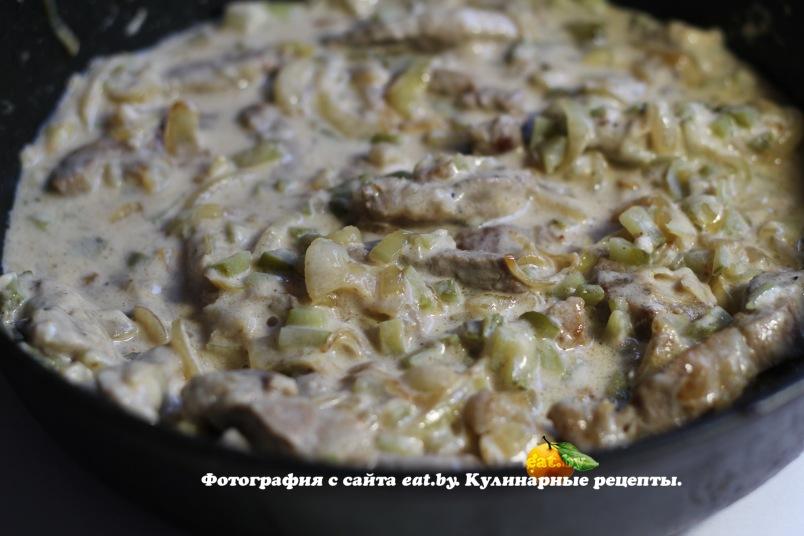 Тыквенный суп со сметаной рецепт