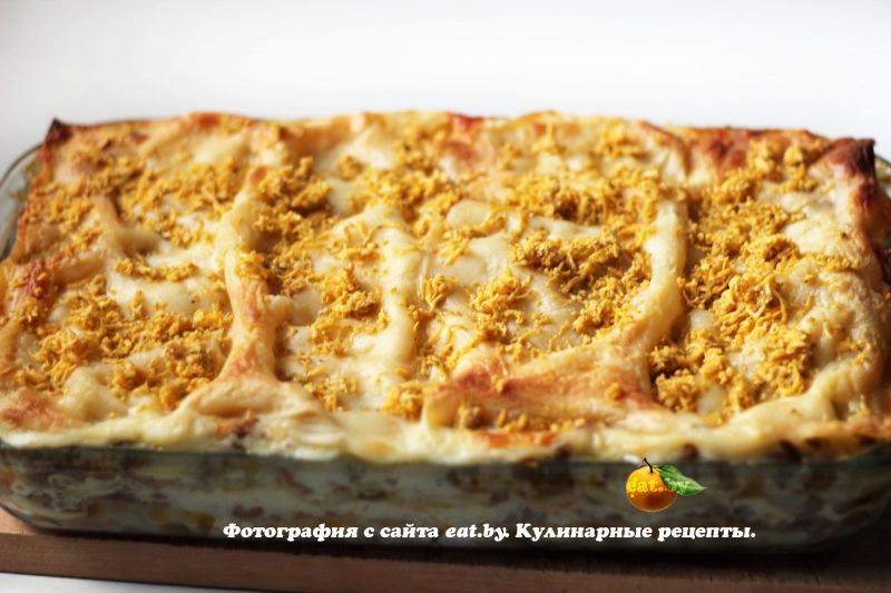 Лазанью с фаршем быстро и вкусно — pic 9