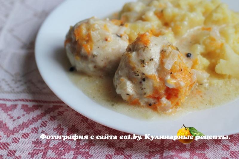 Белый соус для тефтелей рецепт