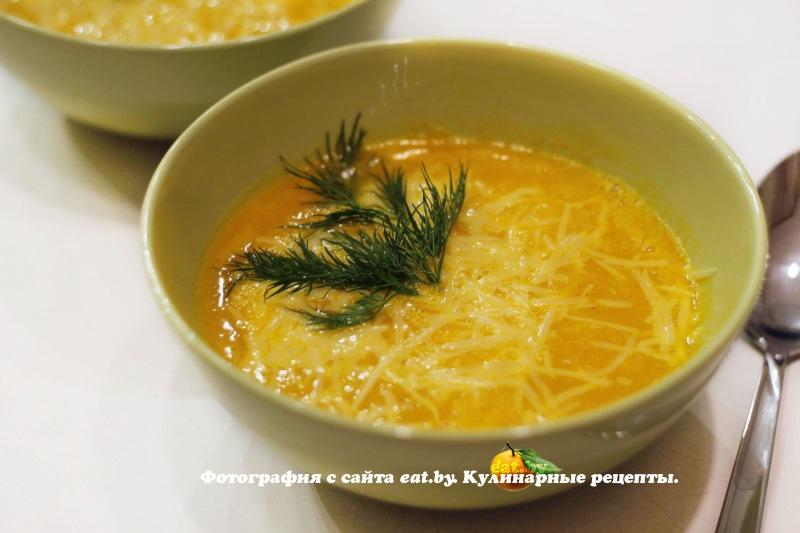 тыквенный суп для детей рецепт с фото пошагово