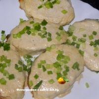 Бутерброды, запеченные с сыром