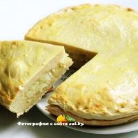 Картофельный пирог по-молдавски