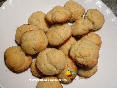 Печенье «Кокосинки»