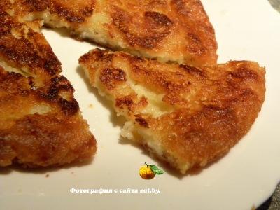 Панраац (хлеб с сыром)