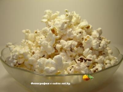 фото Попкорн в микроволновке