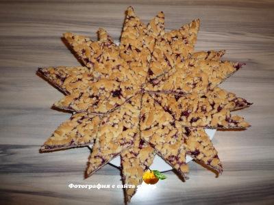 Венское печенье (каракуль)