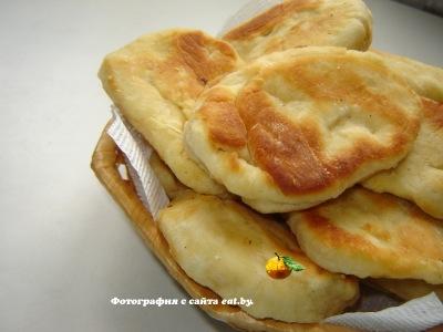 фото Пирожки с картошкой