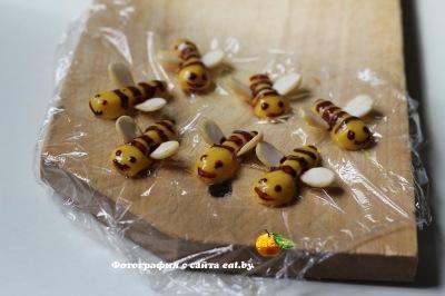Пчелки для медового пирога