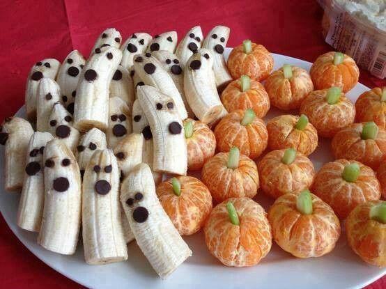 Хэллоуин закуски своими руками